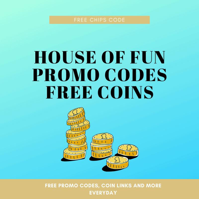 House of Fun promo codes